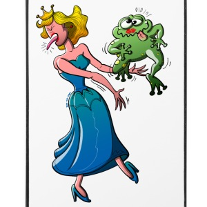 Disgusting Kiss for a Princess Other - iPhone 4/4s Hard Case