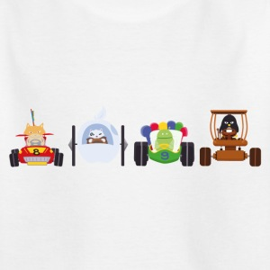 OS Race Shirts - Kids' T-Shirt
