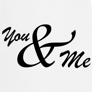 You & Me and  1c Forklær - Kokkeforkle