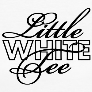 Little White Tee Bold T-Shirts - Women's Organic T-shirt