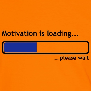 motivation ladebalken T-Shirts - Männer Kontrast-T-Shirt