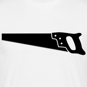 scie outil DIY d'outils menuisier Tee shirts - T-shirt Homme