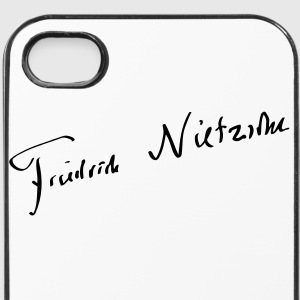 Friedrich Nietzsche Altro - Custodia rigida per iPhone 4/4s