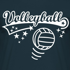 Volleyball Ball * Sports spillet spiller Athlete T-skjorter - T-skjorte for menn