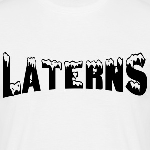 Laterns Skiort T-Shirt - Männer T-Shirt