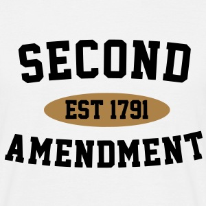 Second Amendment Shirt - Männer T-Shirt
