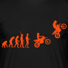Evolution Enduro jump  T-Shirts