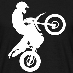 Enduro Jump  T-Shirts - Men's T-Shirt