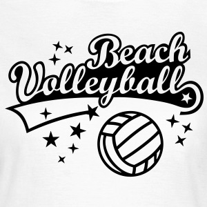 Beach Volleyball Summer beach Sun T-Shirts - Women's T-Shirt