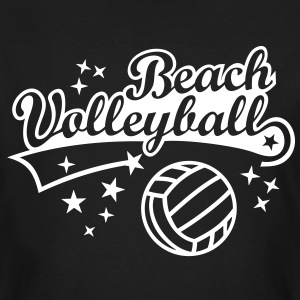 Beach Volleyball - Summer Beach Sun T-shirts - Organic mænd