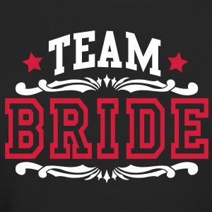 team bride T-Shirts - Women's Organic T-shirt