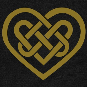 Celtic heart, symbol - infinite love & loyalty Gensere - Damegenser med båthals fra Bella