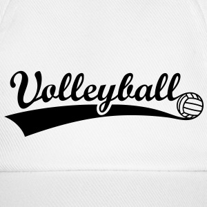 Volleyball Ball  Caps & Mützen - Baseballkappe