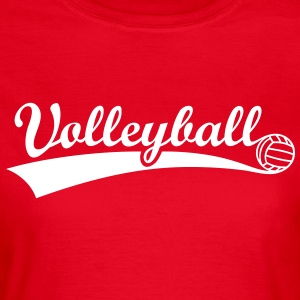 Volleybal Ball T-shirts - Vrouwen T-shirt