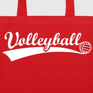 Volley-ball balle Sacs - Tote Bag