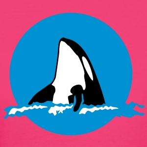 Orca Killer Whale T-Shirts - Frauen Bio-T-Shirt