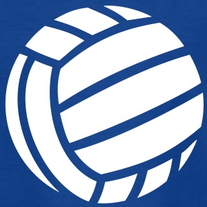 Volleyball Volleye balls Ball T-Shirts sports - Kids' T-Shirt