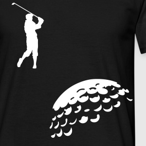 golf_ball T-Shirts - Men's T-Shirt