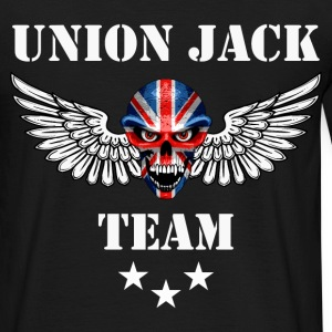 union jack team Tee shirts - T-shirt Homme