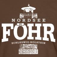 Motiv ~ Föhr Nordsee (weiss)