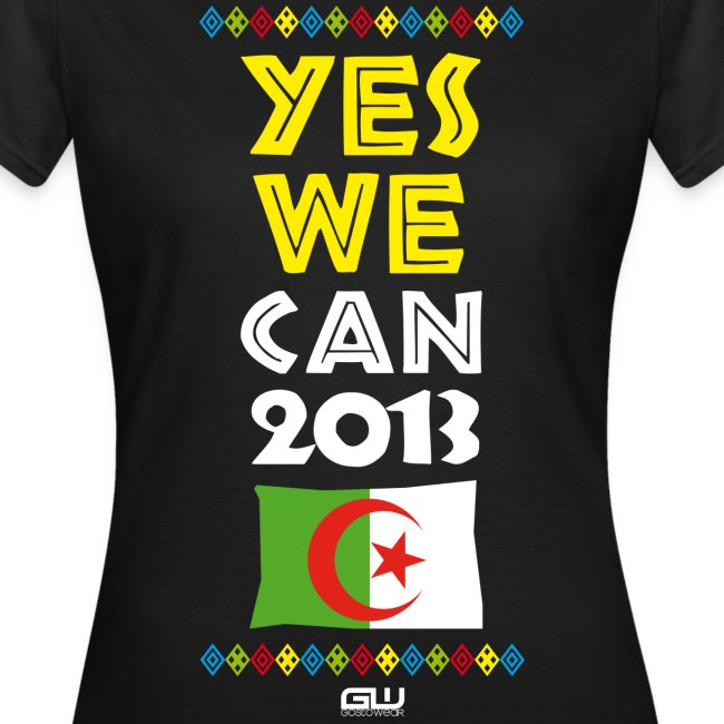 Algérie Yes We CAN 2013