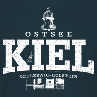 Motiv ~ Kiel Ostsee (weiss oldstyle)