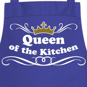 Queen of the Kitchen Förkläden - Förkläde