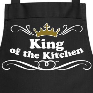 King of the Kitchen Forklæder - Forklæde