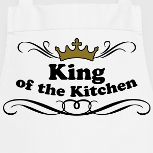 King of the Kitchen Tabliers - Tablier de cuisine