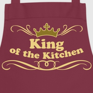 King of the Kitchen Fartuchy - Fartuch kuchenny