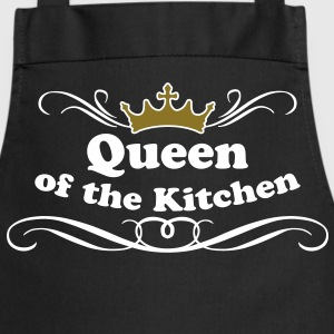 Queen of the Kitchen  Aprons - Cooking Apron