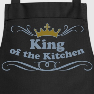 King of the Kitchen  Aprons - Cooking Apron