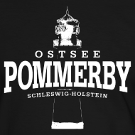 Motiv ~ Pommerby Ostsee (weiss)