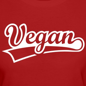 Vegan vegetarian animal welfare Go veggie Go green T-Shirts - Women's Organic T-shirt