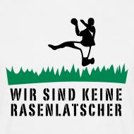 Motiv ~ Rasenlatscher | Männer Shirt