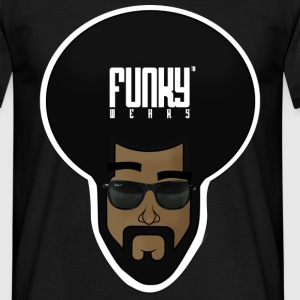 Afro by Funky Wears - T-shirt Homme