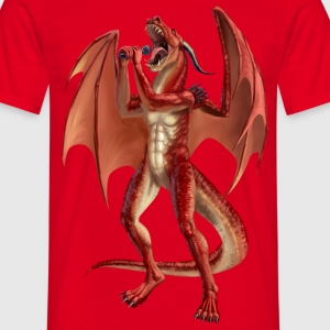 Singing Dragon T-Shirts - Männer T-Shirt