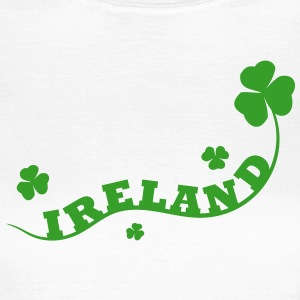 st.,patricks,day,irland,irish,bier,dublin,zylinder - Frauen T-Shirt
