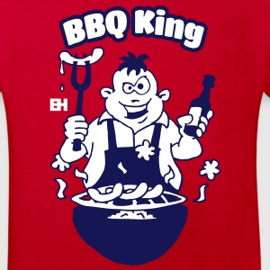BBQ King T-Shirts - Kinder Bio-T-Shirt