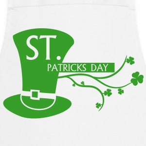 st., patricks, day, ireland, beer,dublin,cylinder - Cooking Apron