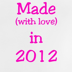 Made in 2012 - Baby T-Shirt