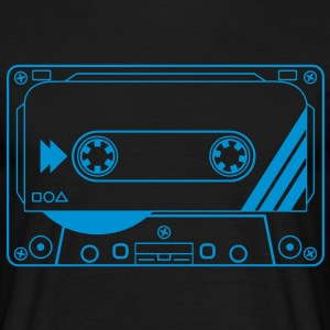 Cassette Tape T-Shirts - Men's T-Shirt