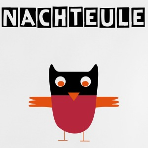 Nachteule Baby Shirt - Baby T-Shirt