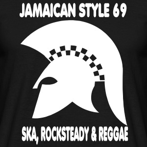 jamaican style 69 T-Shirts - Men's T-Shirt