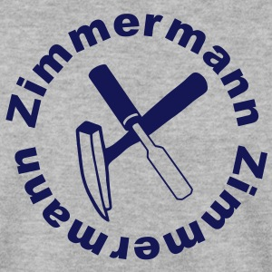 Carpentry - Zimmermann Hoodies & Sweatshirts - Men's Sweatshirt