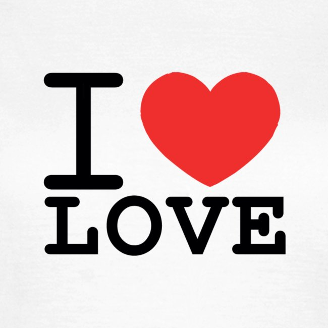 I ♥ LOVE