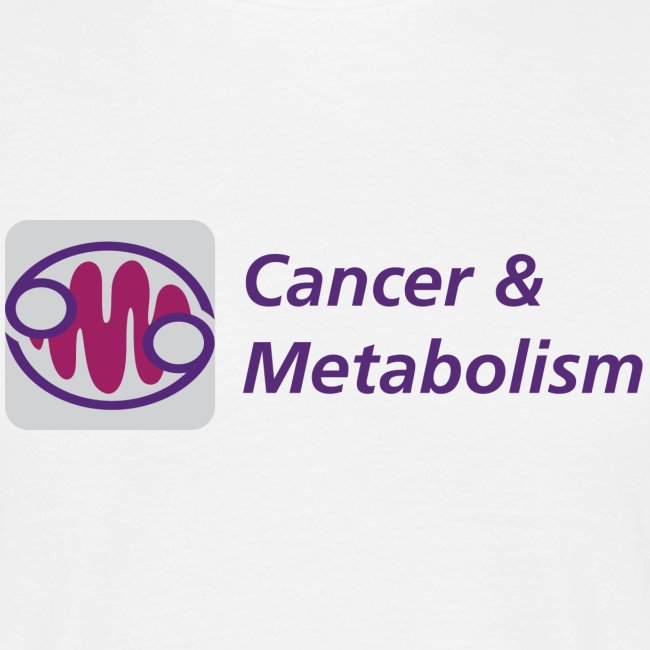 Cancer & Metabolism men's t-shirt