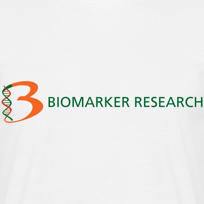 Biomarker Research men's t-shirt