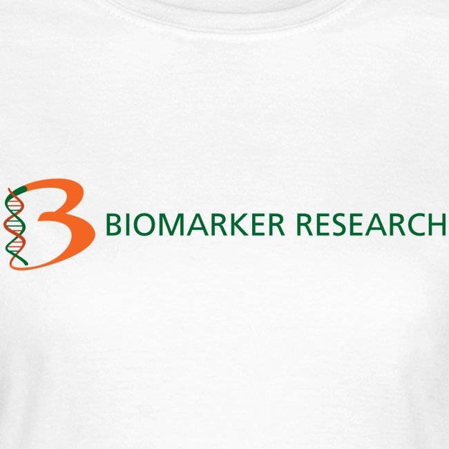 Biomarker Research women's t-shirt