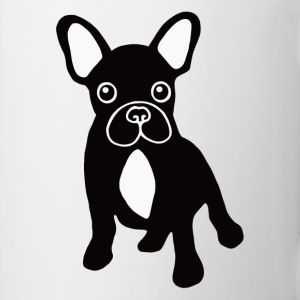 French bulldog Bottles & Mugs - Mug